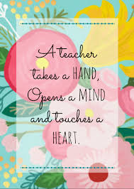 Teacher Appreciation: Free Printables | 11 Magnolia Lane via Relatably.com
