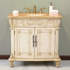 traditional style antique white bathroom: nobby design traditional vanities for bathrooms  small style