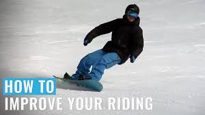 How To Improve Your Riding On A <b>Snowboard</b> - YouTube