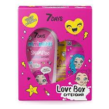 Подарочный <b>набор 7</b> DAYS Love Box Суперский — купить в ...