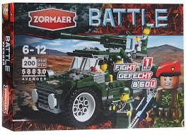 <b>Zormaer Конструктор</b> Мститель — купить в интернет-магазине ...
