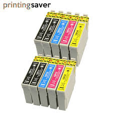 <b>10Pcs</b> Compatible <b>18XL Ink Cartridge</b> Replacement for Epson ...