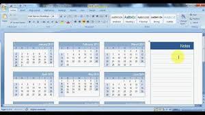 make calendar in word template make calendar in word