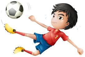 Image result for children football cartoon
