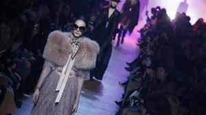 Paris <b>Fashion</b> Week 2018: When Victorian button-up met raw <b>punk</b> ...