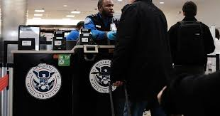 Does TSA Work During A Government Shutdown? Holiday Travel ...