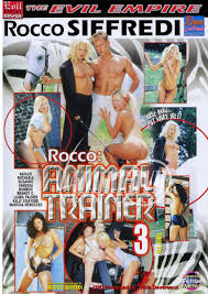 Rocco Animal Trainer 3 DVD Evil Angel