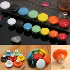 <b>1PC</b> Candy Color <b>Ceramic Round Cabinet</b> Wardrobe <b>Drawer</b> ...