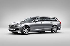 Official <b>Volvo V90</b> safety rating