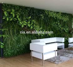 indoor living artificial plants wall live office planting panels artificial plants for office decor