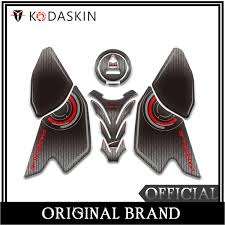 2019 <b>KODASKIN Motorcycle</b> 3D <b>Gas Cap</b> Tank Pad Sticker Decal ...