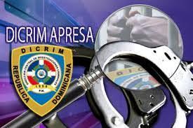 Resultado de imagen para DICRIM de la Policía apresa tres hombres y una mujer por asaltos