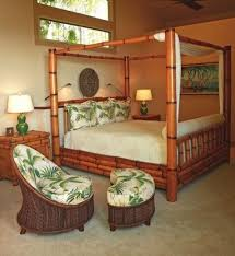 bamboo canopy bedroom furniture with table lamps building bamboo furniture