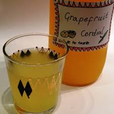 Image result for home made grapefruit cordial