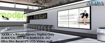 <b>Akira</b> - Led Video Wall, Led Lcd, Lcd Display
