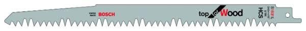 <b>Пильное полотно</b> для сабельной пилы <b>BOSCH</b> S1531L 2 шт ...