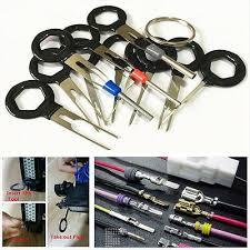 <b>11pcs Car Plug</b> Circuit Board Wire Harness <b>Terminal</b> Extractor Pick ...