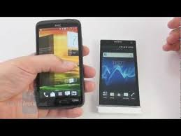 Sony Xperia S Video clips
