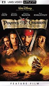 <b>Pirates of the</b> Caribbean - The Curse of the Black Pearl UMD for <b>PSP</b>