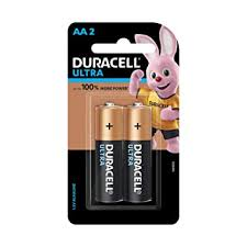 Buy <b>Duracell Ultra</b> Alkaline <b>AA</b> Batteries (Pack of 2) Online at Low ...