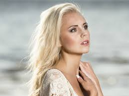 By becca on 9 mars, 2014 in Makeup Portfolio. Makeup: Rebecca Hallström. Model: Sofie Graw. Photographer: Mikael Sandberg - sofie1