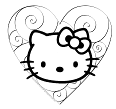 Gymnastics Coloring Sheets Gymnastics Coloring Pages Hello Kitty