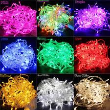 BHomify <b>10M</b> 100 Led String Garland Christmas Tree Fairy Light ...