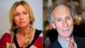 Anne Lundberg rasar mot kollegan. Anne Lundberg och Peter Pluntky. SVT-profilen Peter Pluntky kritiseras hårt efter sin medverkan i en reklamfilm för Siba. - antikbred