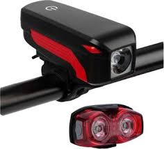 SHIVEXIM HOT SELL <b>USB Rechargeable Bicycle</b> Light Waterproof ...