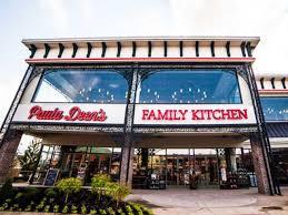 deen stores restaurants kitchen island: paula deens new tennessee restaurant throws open its butter coated doors april  eater