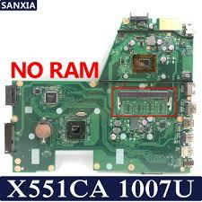 <b>KEFU X551CA Laptop motherboard</b> for ASUS X551CA X551CAP ...