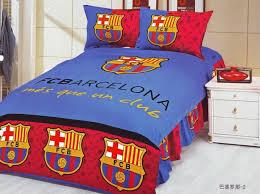 home textile 100 cotton barcelona bedding set christmas duvet covers football bedding sets fan bedroom set bed sheet set barcelona bedroom