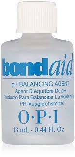 OPI Bond Aid pH Balancing Agent for Nails, 0.44 Fl Oz ... - Amazon.com