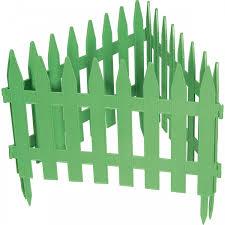"""<b>Забор декоративный</b> Palisad """"<b>Рейка</b>"""" <b>28</b> x 300 см зеленый оптом ..."""
