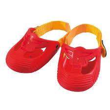 <b>Защита для обуви</b>, красная, р.21-27 <b>Big</b>