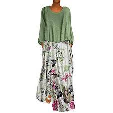 LOPILY <b>2019 Autumn</b> Work Dress Women <b>Vintage</b> Print Patchwork ...