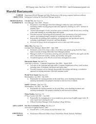 sample general resume objectives best resume objective samples good objective for resume resume template resume sample with best objective for resume objective resume sample