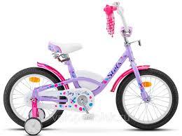 """Детский велосипед Stels <b>Joy</b> 16"""" (V020). Купить в Подольске ..."""