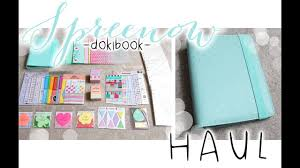 HUGE Affordable Stationery/ <b>Planner</b> Haul (<b>Love Doki</b>/<b>Dokibook</b> ...