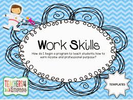 teachers morrow lesson planning work skills guide