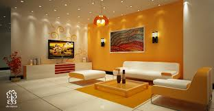 living room decor design ideas modern unique  beautiful accent wall colorful art living room