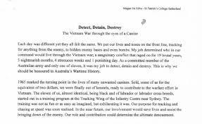 vietnam essay