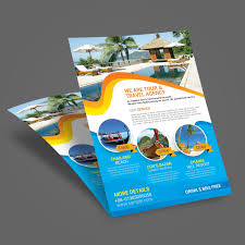 travel tour flyer template posan lab travel tour flyer 2