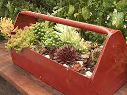 Image result for repurposed items for planters