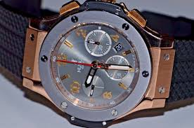 Hublot Big Bang <b>18K Solid Rose Gold</b> 44mm Titanium Limited for ...