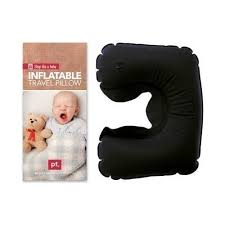 Надувная дорожная <b>подушка</b> PTG0084BK <b>черная</b> – купить по ...