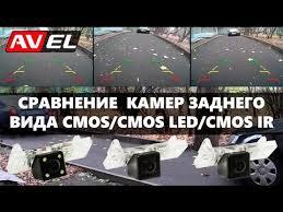 <b>CMOS ИК штатная камера</b> заднего вида AVS315CPR (#044) для ...