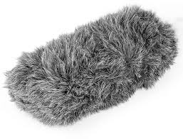 Movo WS-S1000 Furry <b>Outdoor Deadcat</b> Windscreen for Shotgun ...