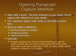 persuasive essay th grade