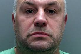 """Gang leader: Alan Wright. A four-year police operation cracked a £3 million """"crash for cash"""" scam involving 60 people - one of the biggest ever uncovered in ... - Alan%2520Wright-1772690"""